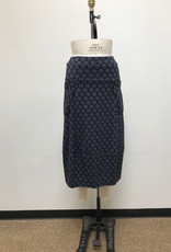 Cut Loose Graphic Dot Cargo Skirt