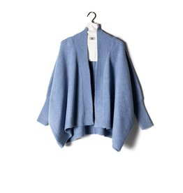 Look by M Cozy Cape Cardigan