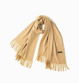 Look by M Soft and Subtle Fringe Scarf
