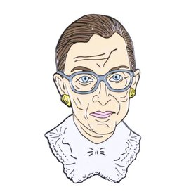 The Card Bureau RBG Pin