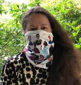 Maggie Stern Stitches Feminist  Icon Gaiters