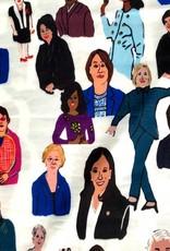 Maggie Stern Stitches Feminist Icon Gaiter