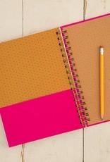 Natural Life Inspirational Spiral Notebooks
