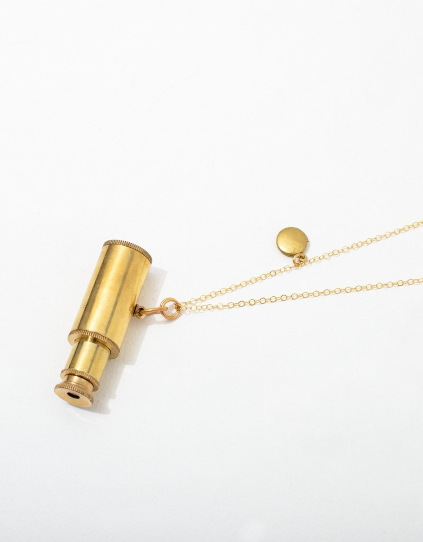 Larissa Loden  Telescope Necklace