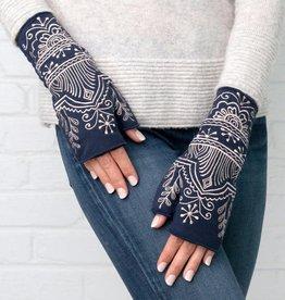 Rising Tide Henna Finger-Less Glove