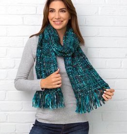 Rising Tide Ombre Oblong Scarf