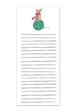 Holiday List Pad