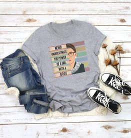 Glitter and Glam RBG Tee Shirts