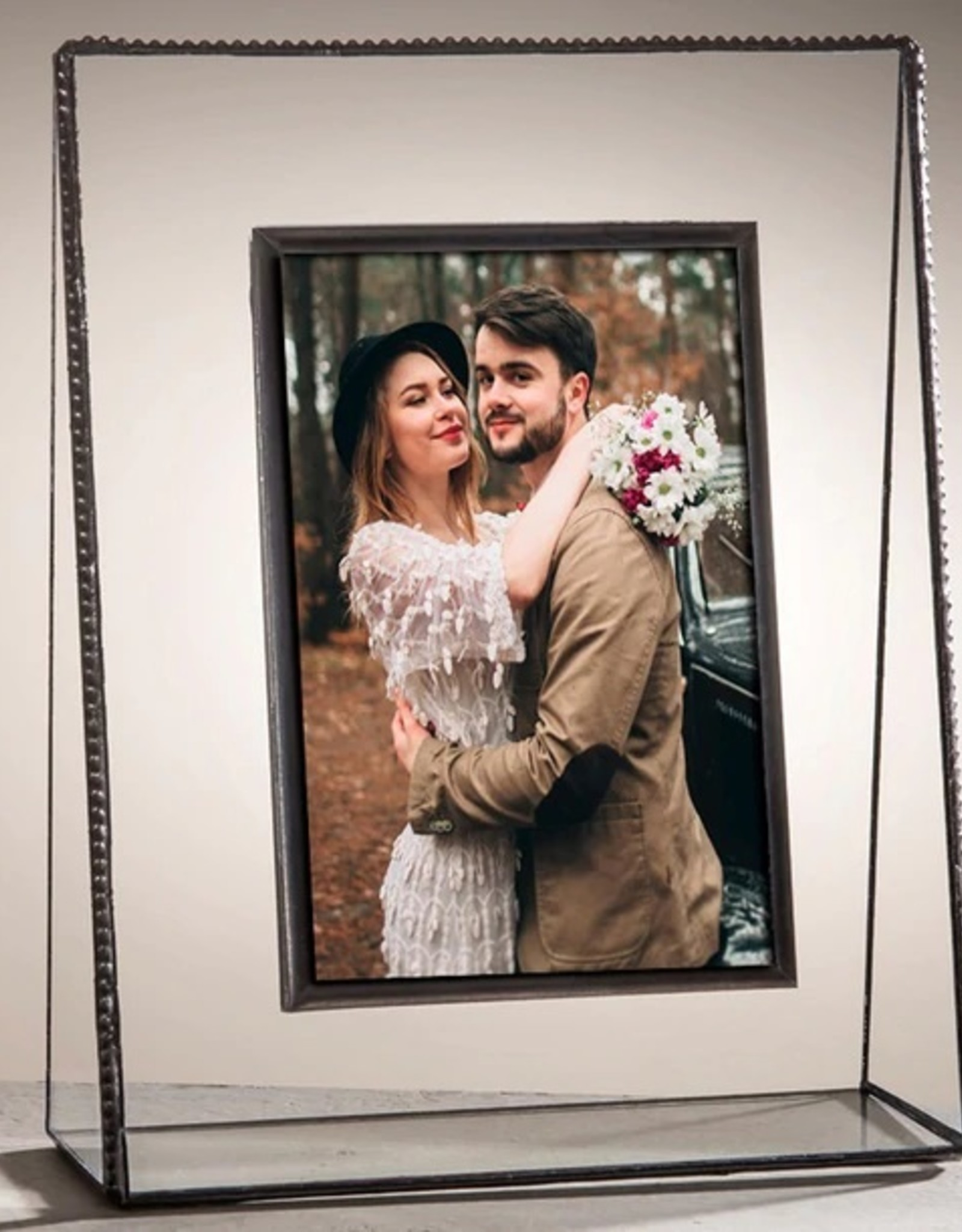 J Devlin Glass Photo Frame