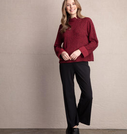 Habitat Scramble Stitch Button Pullover
