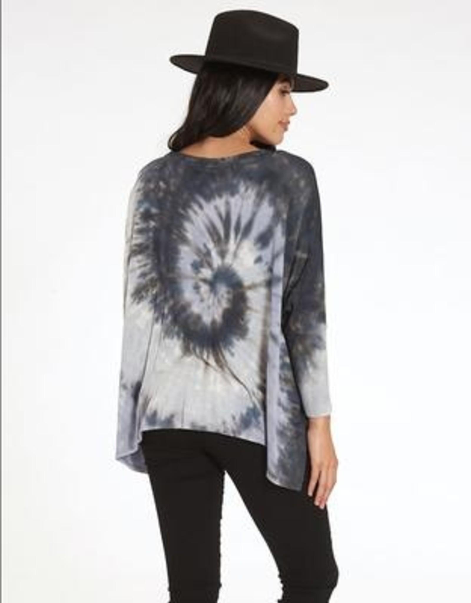 River + Sky Eco Terry Sierra Tie Dye Sweater
