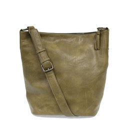 Joy Susan Accessories Nori Crossbody Bucket Bag