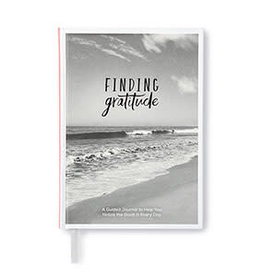 Compendium, Inc Finding Gratitude Guided Journal
