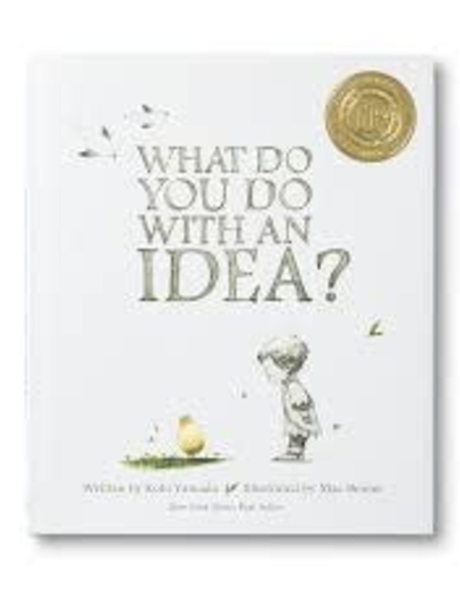 Compendium, Inc What Do You Do With An Idea Book
