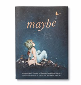 Compendium, Inc 'Maybe' Children's  Book