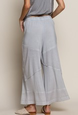 POL Clothing Knit Wide Leg Pant