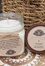 Lotus Self-Care Small Jar Lotus Candle