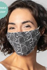 Rockflowerpaper Reusable Cotton Face Mask