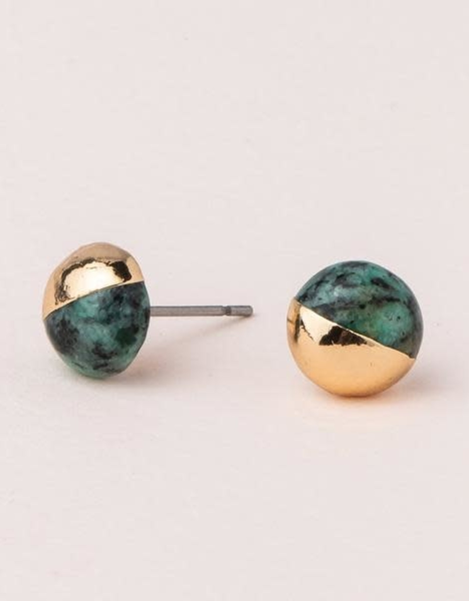 Scout Dipped Stone Earring