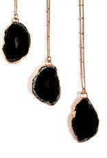 Merging Metals The Dark Crystal Necklace