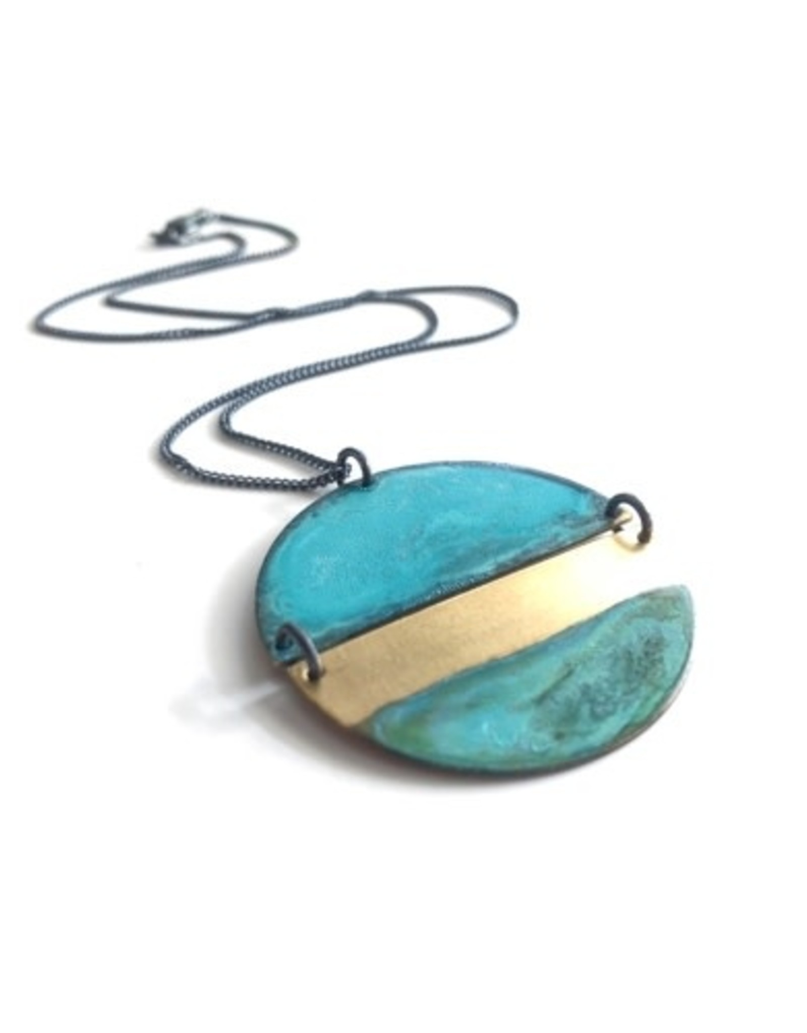 SSD Jewelry Sea and Sky Necklace