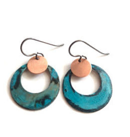 SSD Jewelry Sun on Ocean Earrings