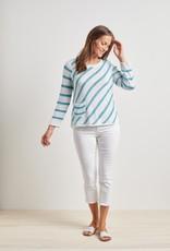 Habitat Diagonal Striped Pocket Sweater