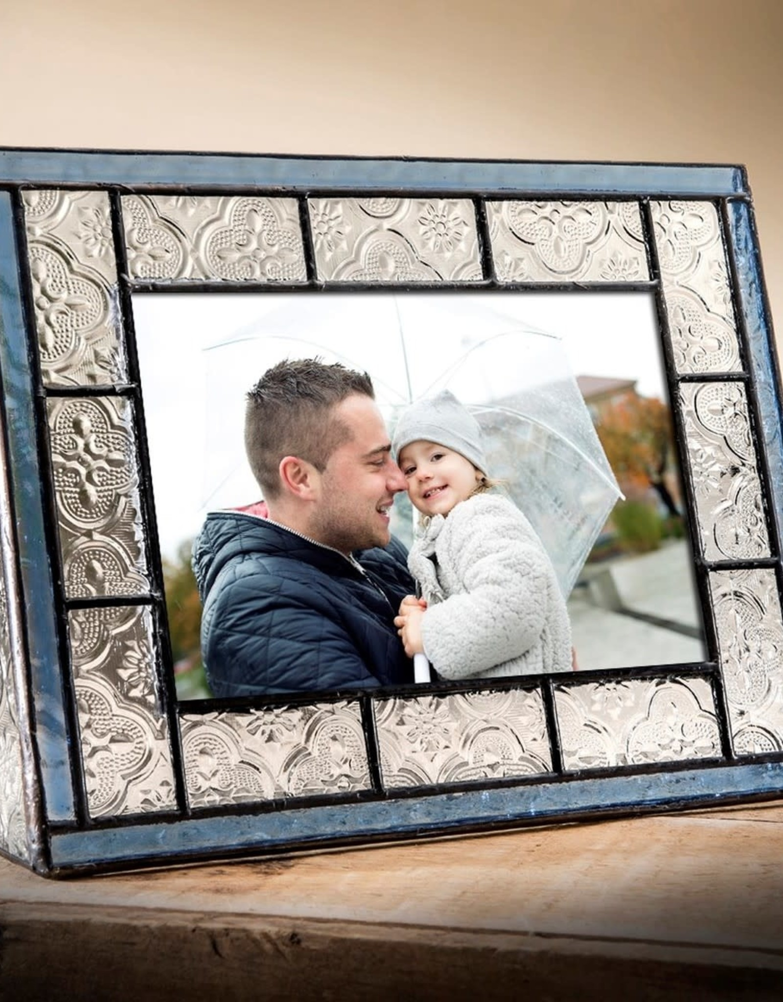 J Devlin Stained Glass Frame