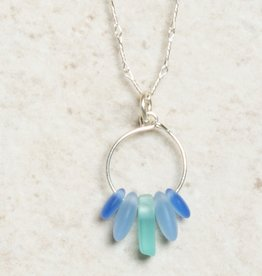 White Light Productions Seaglass Vista Pendant