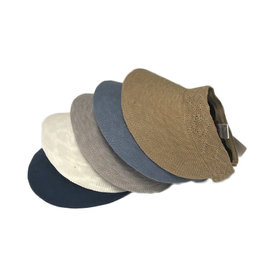 Cotton Visor with SPF