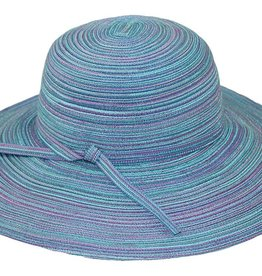 Multicolor Packable Sun Hat