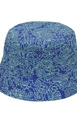 Cotton Paisley Bucket Hat