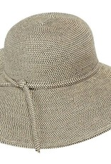 Paper Braid Large Brim Straw Hat