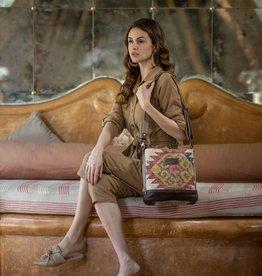 Myra Bag Aztec Kilim Love Shoulder Bag