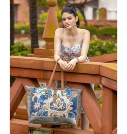 Myra Bag Tapestry Dazzle Weekender Tote Bag
