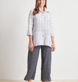 Habitat Striped Tunic Shirt