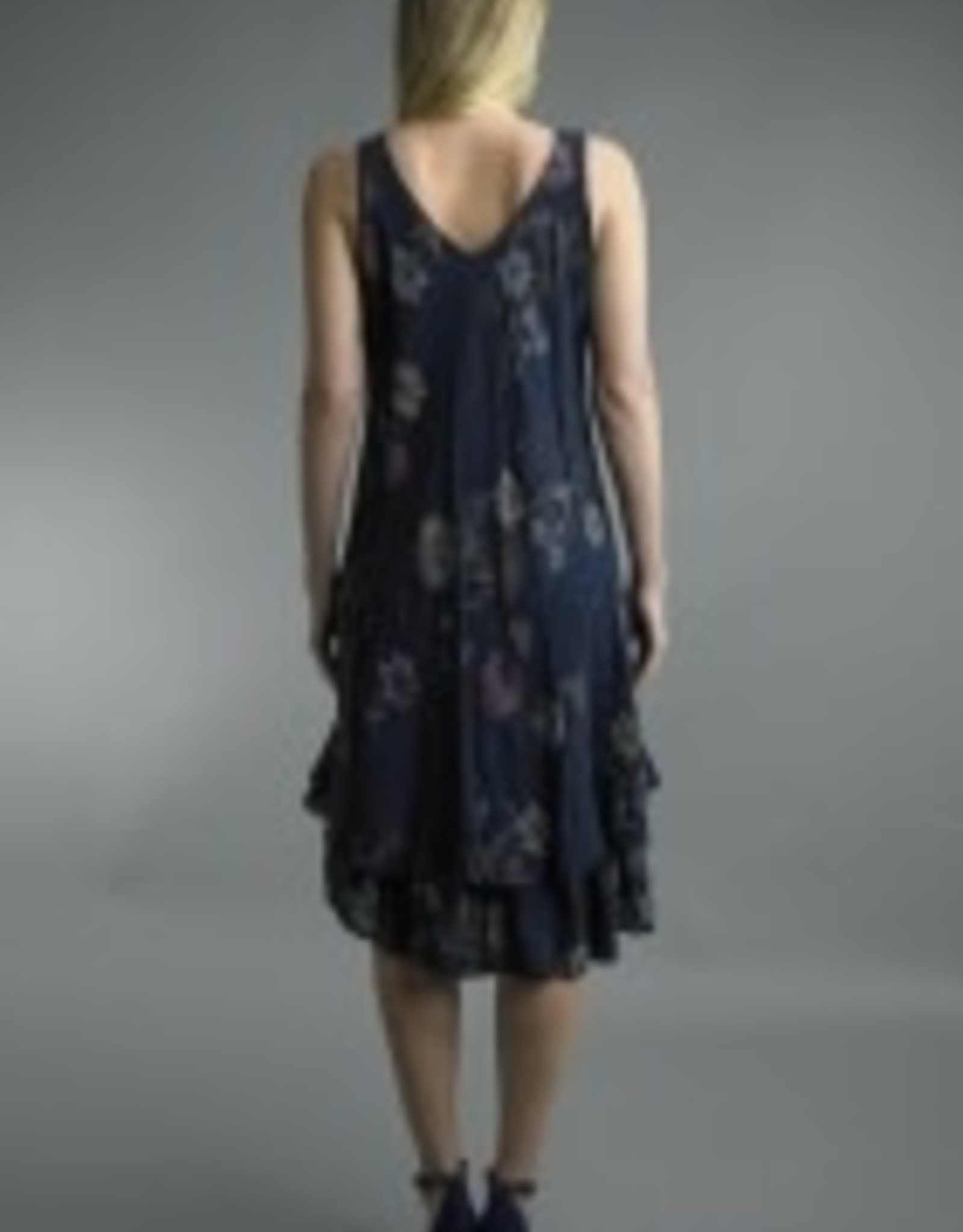 Tempo Paris  Tank Print Dress