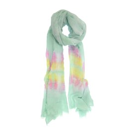 Joy Susan Accessories Tie Dye Scarf