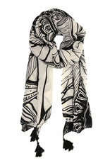 Joy Susan Accessories Save the Bees Scarf