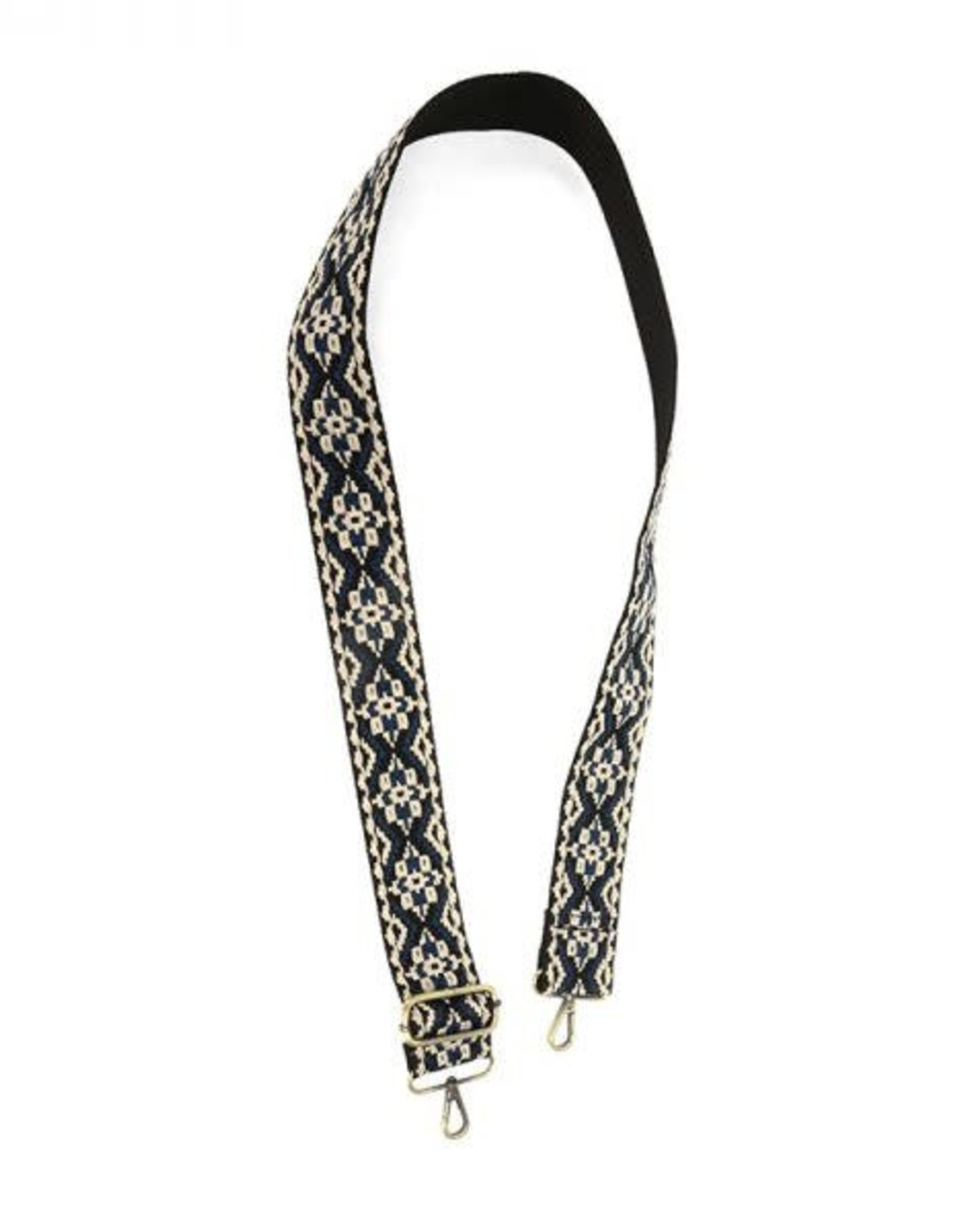 Joy Susan Accessories Embroidered Handbag Guitar Straps