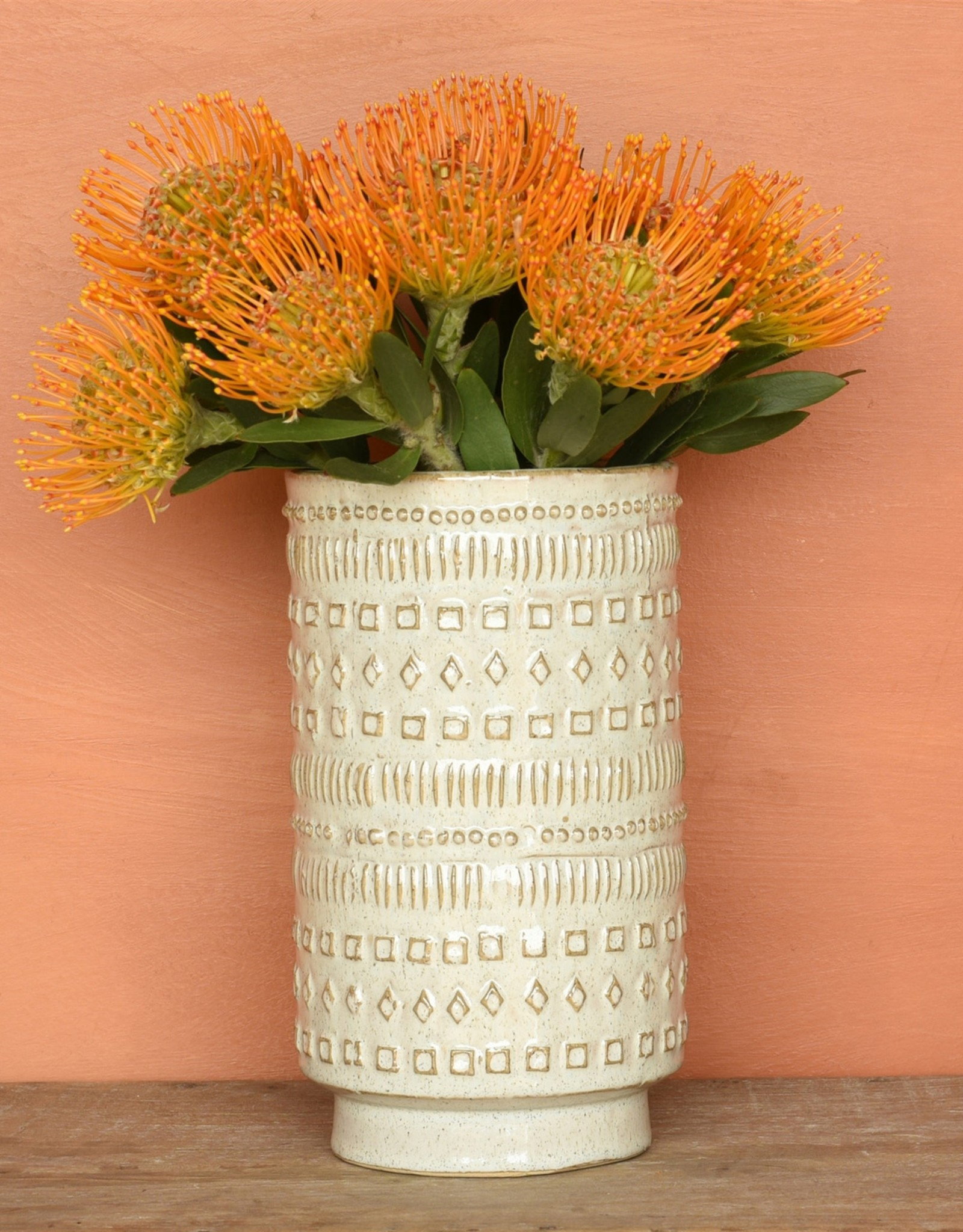 HomArt Tall Peru Vase