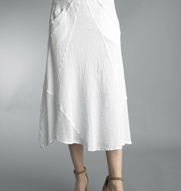 Tempo Paris Perfect Summer Linen Skirt