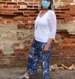 Wind River Batik Cropped Pant