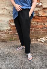 Kleen Idea, Inc Basic Crop Linen Pant