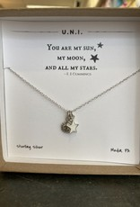 U.N.I You are My Sun Necklace