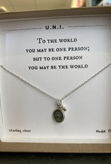 U.N.I To the World Necklace