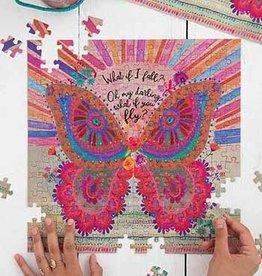 Natural Life Boho Puzzle & Poster