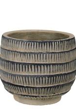 HomArt Cyrus Cement Cacepot