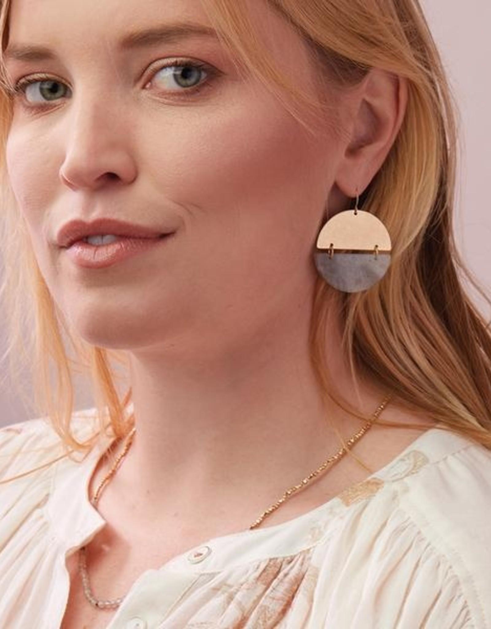 Scout Full Moon earrings