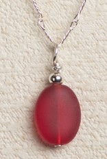 White Light Productions Seaglass Quick Drop Necklace